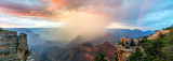 Monsoon Storm from Mather Point, Grand Canyon National Park, AZ