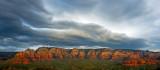 Gust front, Sedona, AZ