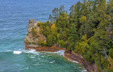 Miner's Castle, Pictured Rocks National Lakeshore, MI