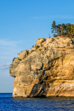 Indian Head Point, Pictured Rocks National Lakeshore, MI