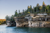 The Battle Ships, Pictured Rocks National Lakeshore, MI
