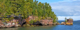 Hermit Island, Apostle Islands National Lakeshore, WI