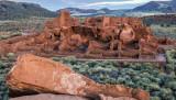Wapatki Pueblo, Wapatki National Monument, AZ