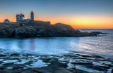 Nubble Lighthouse, Cape Neddick, York, ME