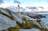 Peggys Cove Lighthouse, Nova Scotia