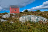 Cottage, Peggys Cove, Nova Scotia