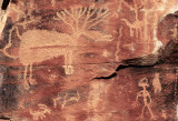 Elk Petroglyph, AZ