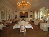 Strandhotel restaurant