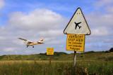 Airfield warning