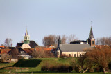 Oudeschild kerken