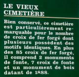 Le Vieux Cimetière, Anse Saint-Jean