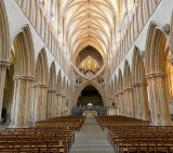 The Scissor Arch - Wells Cathedral