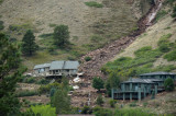 Frisby Home Collapse - Boulder CO - #boulderflood