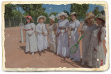Week end 1900 a Cabourg