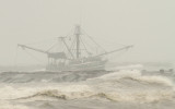 Shrimper off South Padre Island