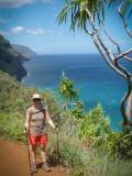Kalalau Trail on Napali Coast