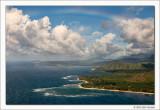 Aerial View II, North Shore, Kauai, 2013