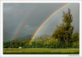 Double Rainbow, Kauai, 2013
