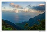 Early Morning, Kalalau Valley, Kauai, 2013