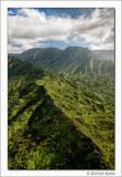 Mountains and Ridges, Kauai, 2013