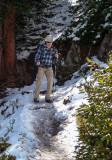 Snowy Switchbacks