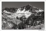 Cathedral Peak, Maroon Bells Snowmass Wilderness, Colorado, 2013
