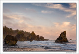 Ruby Beach I, Olympic National Park, Washington, 2014