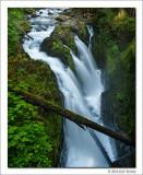 SolDuc Falls, Olympic National Park, Washington, 2014