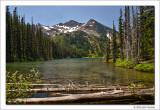 Moose Lake, Olympic National Park, Washington, 2014