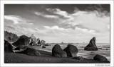 Ruby Beach II, Olympic National Park, Washington, 2014