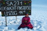 Fasnachtsumzug Finstersee 2016
