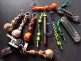 Paracord fobs