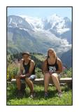 Chamonix Mont Blanc, August 2013