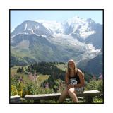 Mont Blanc, 17 augustus 2013