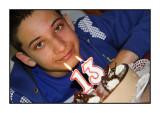 13de verjaardag, 3 april 2013