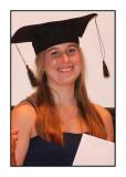 Diploma in de hand, Paridaens 24.6.2014
