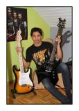 Guitar hero, november 2014