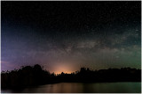 Sylvan Lake by Starlight