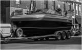 Black Power Boat