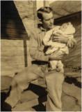Babe w_Dad_1930