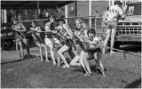 Girls Tug-of-War