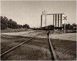 CO-OP Grain Elevators