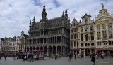 THE GRAND PLACE - BRUSSELS BELGIUM