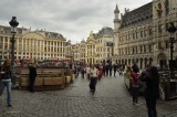 GRAND PLACE SQUARE- BRUSSELS BELGIUM