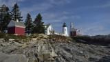 Pemaquid Point Light - Maine