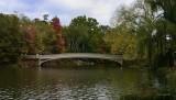 Central Park , A taste of Autumn on the way , Manhattan New York