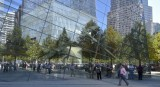 Location / Near the  World Trade Center Memorial Plaza