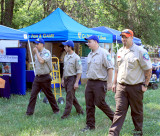California Conservation Corps plays a major volunteer role