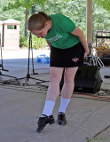 Melissa: Irish Step Dance