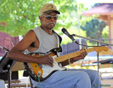 Lazy Lester, a classic Louisiana-based blues man, and Paradise resident, whose works span some 60 years